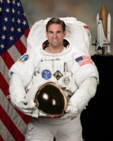 "NASA Astronaut Gregory Chamitoff 8""x10"" Full Colour Portrait"
